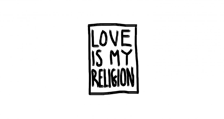 loveismyreligion logo ecolabel
